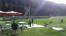 Aufbauarbeiten Bogenparcours_7